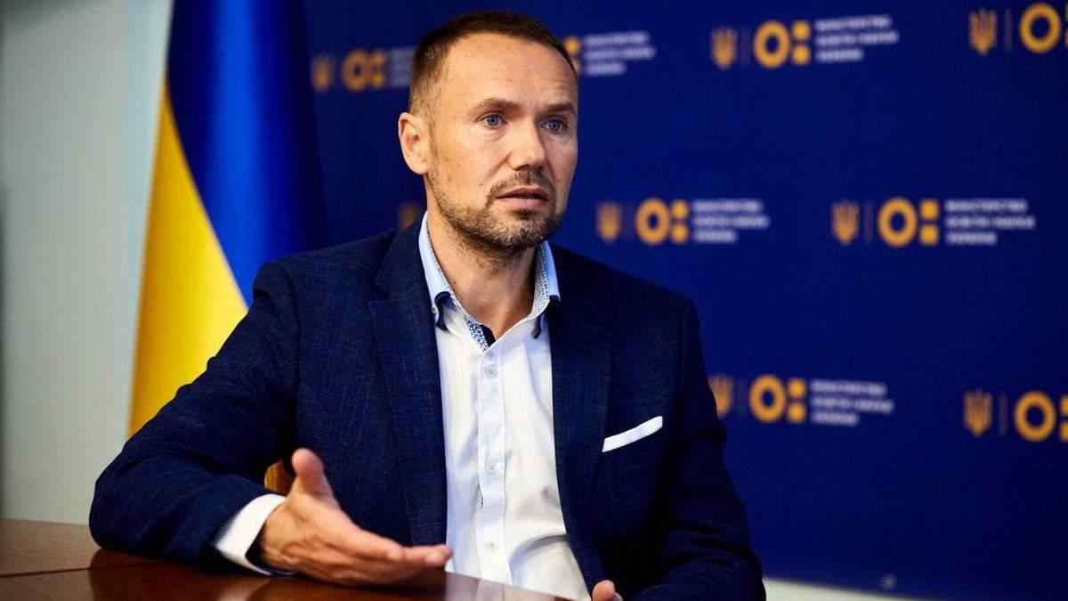 Комитет ВС не поддержал назначение Шкарлета на должность министра