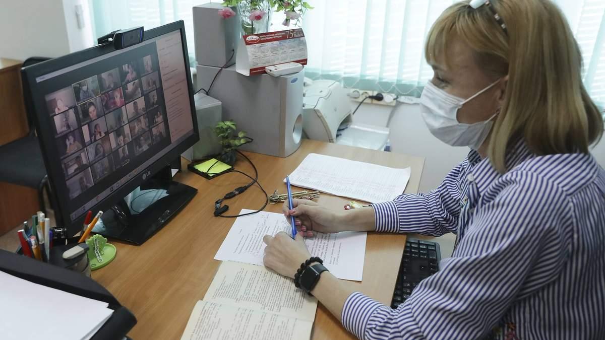 Сессии в вузах во время локдауну должны проходить онлайн, – МОН