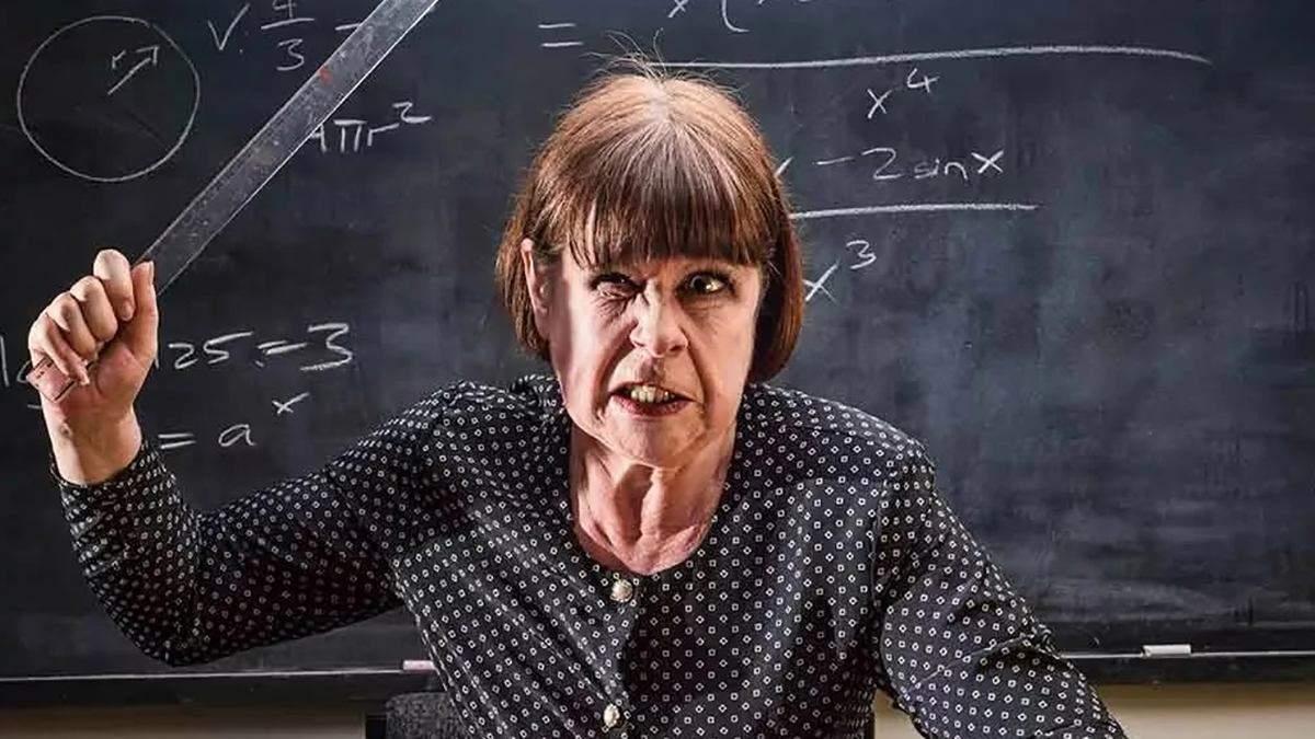 Тернопольская учительница поглумилась над ребенком за  рисунок в дневнике