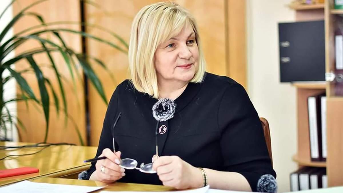 У МОН призначили Віру Рогову заступницю міністра освіти