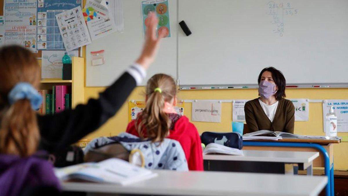 Як мають працювати школи та садочки під час локдауну в січні 2021