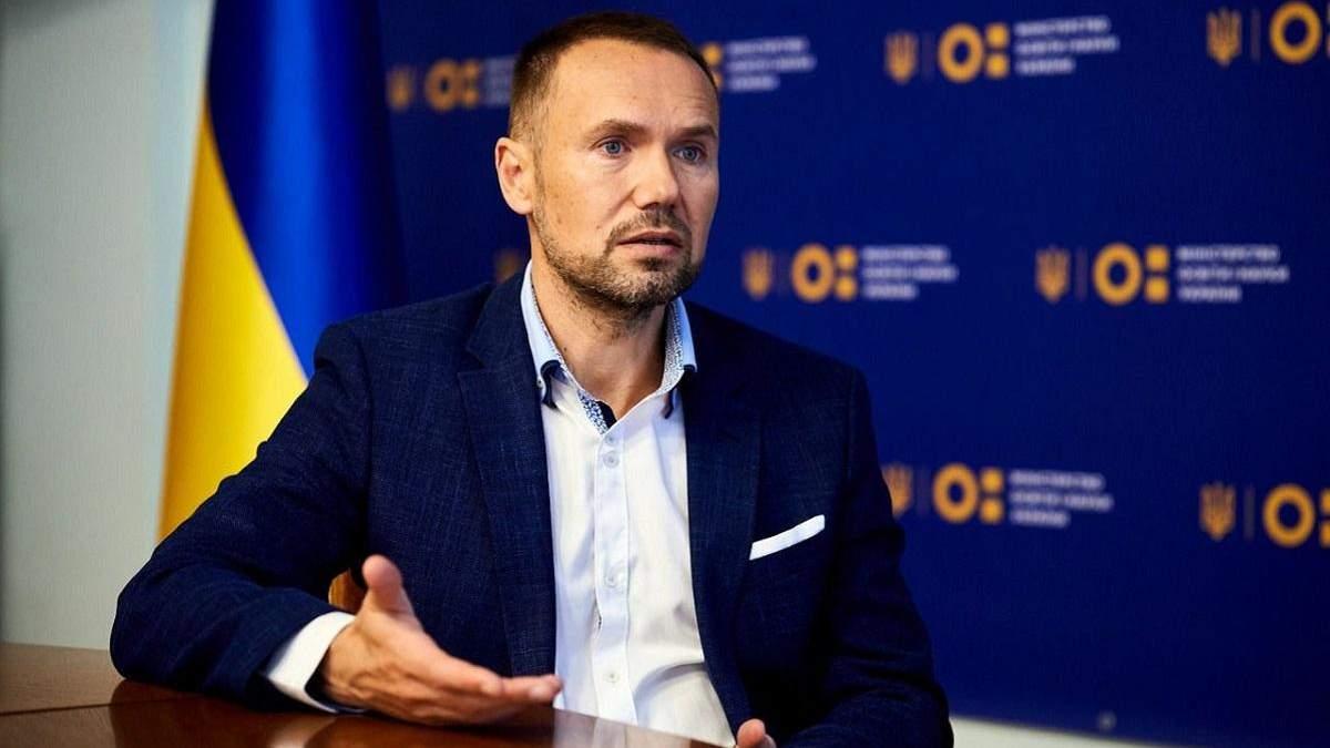 Сколько Сергей Шкарлет заработал в 2020: какая зарплата министра