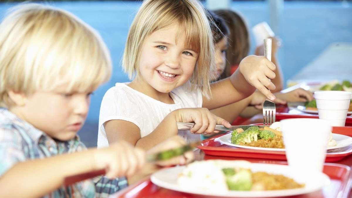 Меню для учнів: яким буде шкільне харчування з січня 2021 року