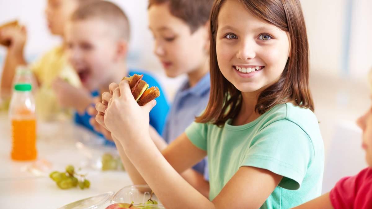 Зеленская рассказала о первых изменениях в школьном питании
