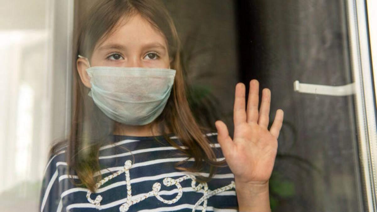 В Бердянске мама полгода не пускала ребенка в школу из-за COVID-19