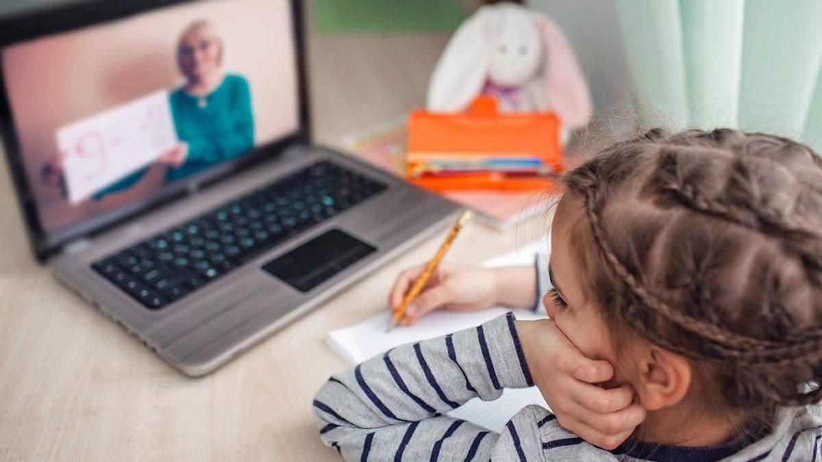 Дистанционное образование без интернета: как на Луганщине проводят уроки во время локдауна