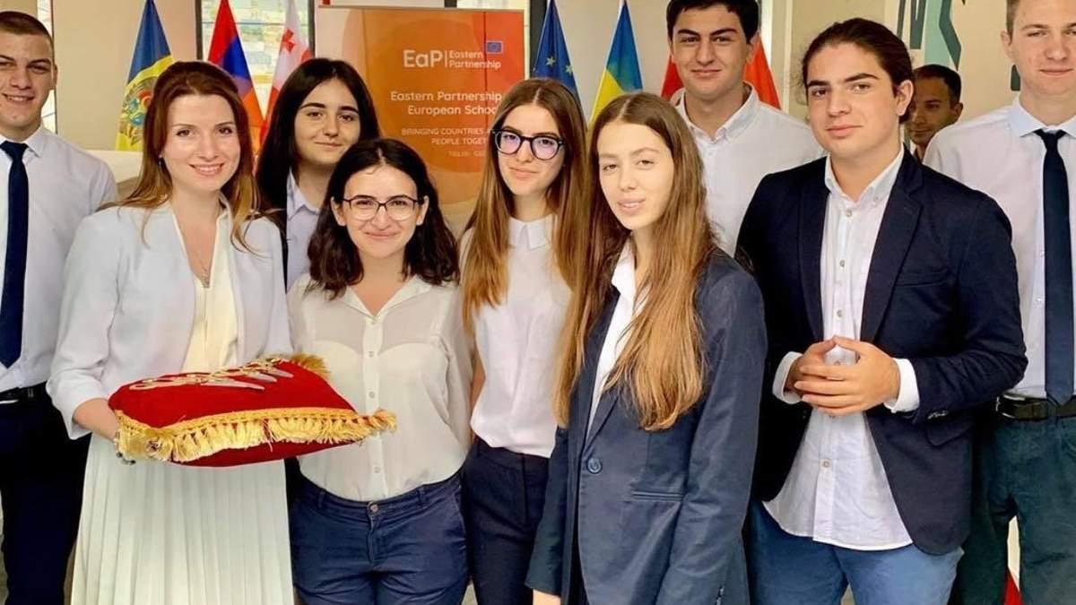 Програма для школярів від ЄС: як здобути корисний досвід у Грузії