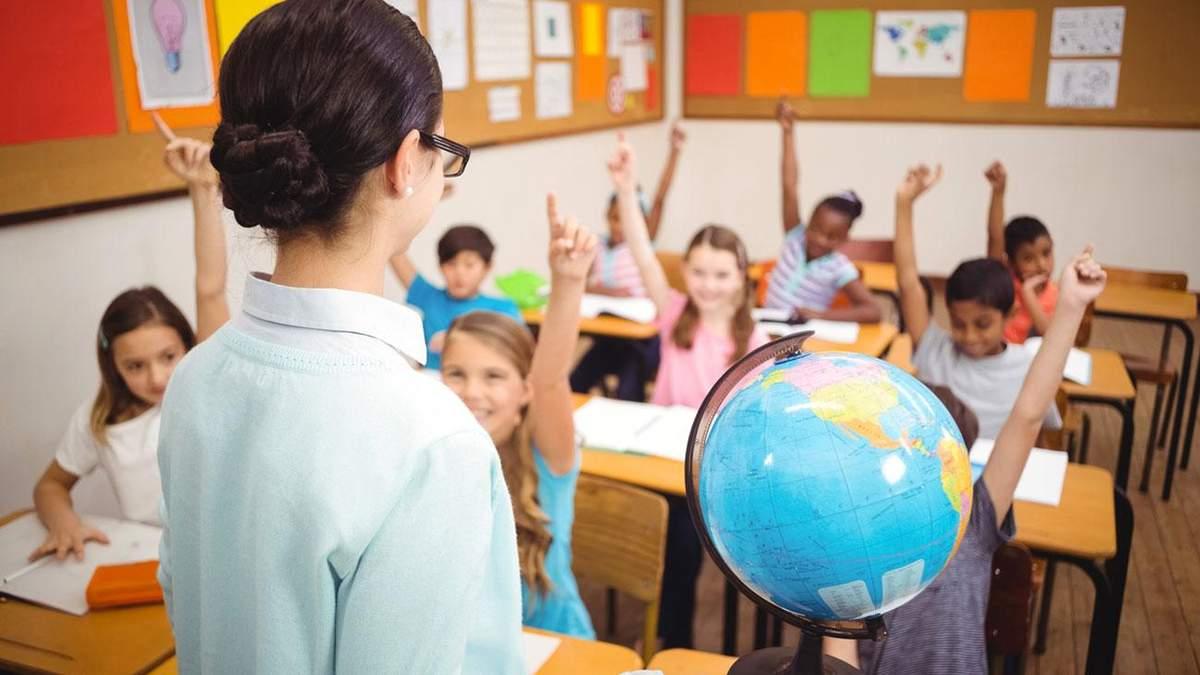 Яким є ідеальний портрет вчитель в Україні: результати опитування МОН