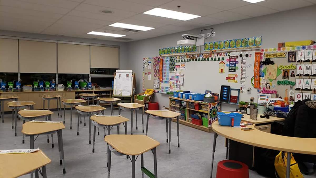 Вчителі не женуться за програмою: як проводять уроки в Канаді