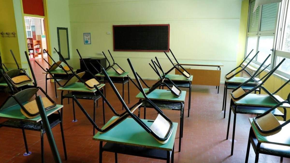 Какие школы Чернигова не будут принимать учеников 10 – 11 классов