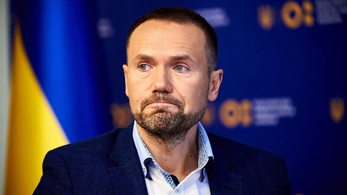 Шкарлет прокоментував Портнова та Новинського в юракадемії Одеси