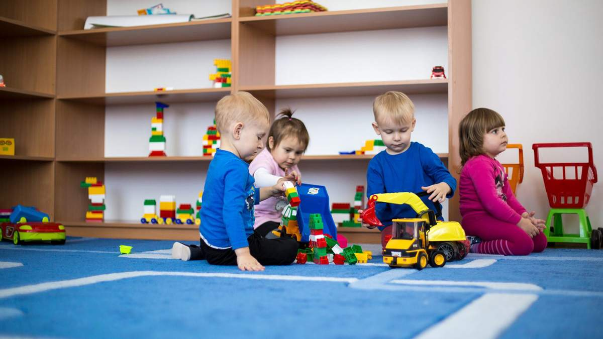 Діти з Криму і ОРДЛО мають першочергове право на зарахування в садочки