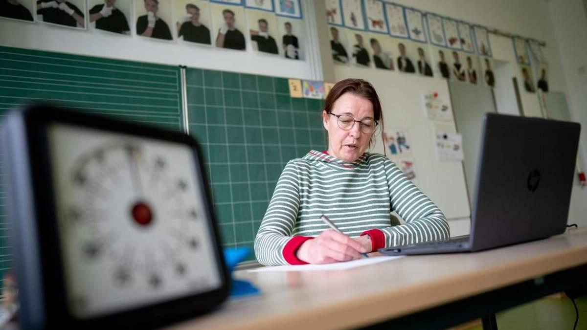 Вчителі в інтернеті