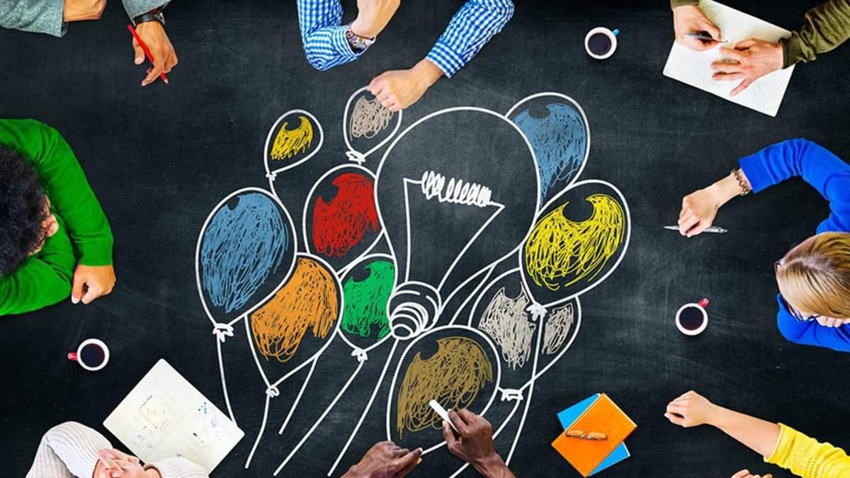 6 цікавих вправ для розвитку креативного мислення у школярів