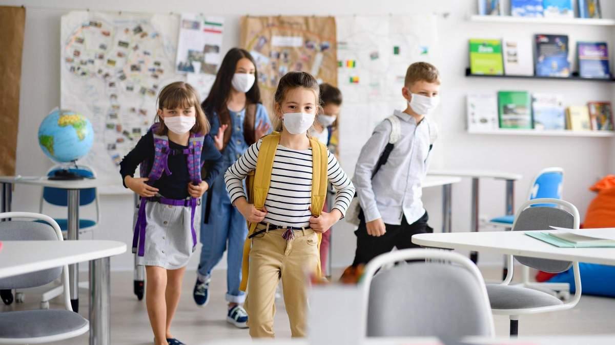 Як школи працюватимуть під час карантину з 24 лютого 2021: заява МОН