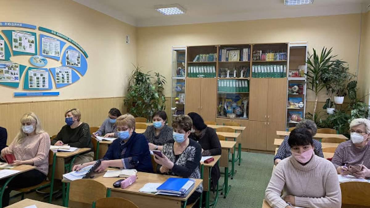 Школи можуть розробляти власні навчальні плани для учнів 5 – 9 класів