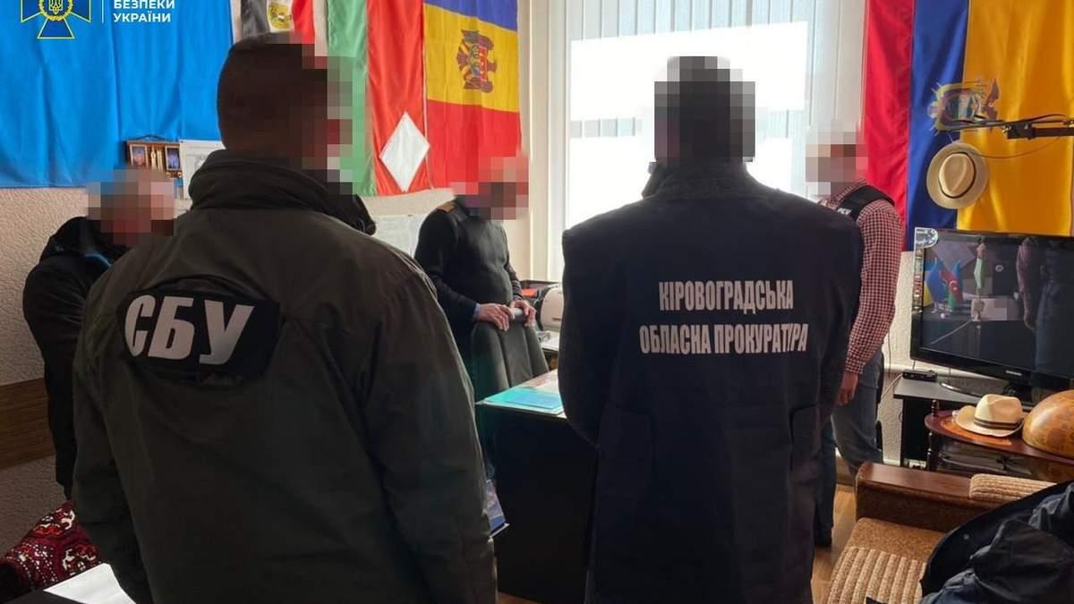 На коррупции разоблачили декана Летной академии в Кропивницком: детали