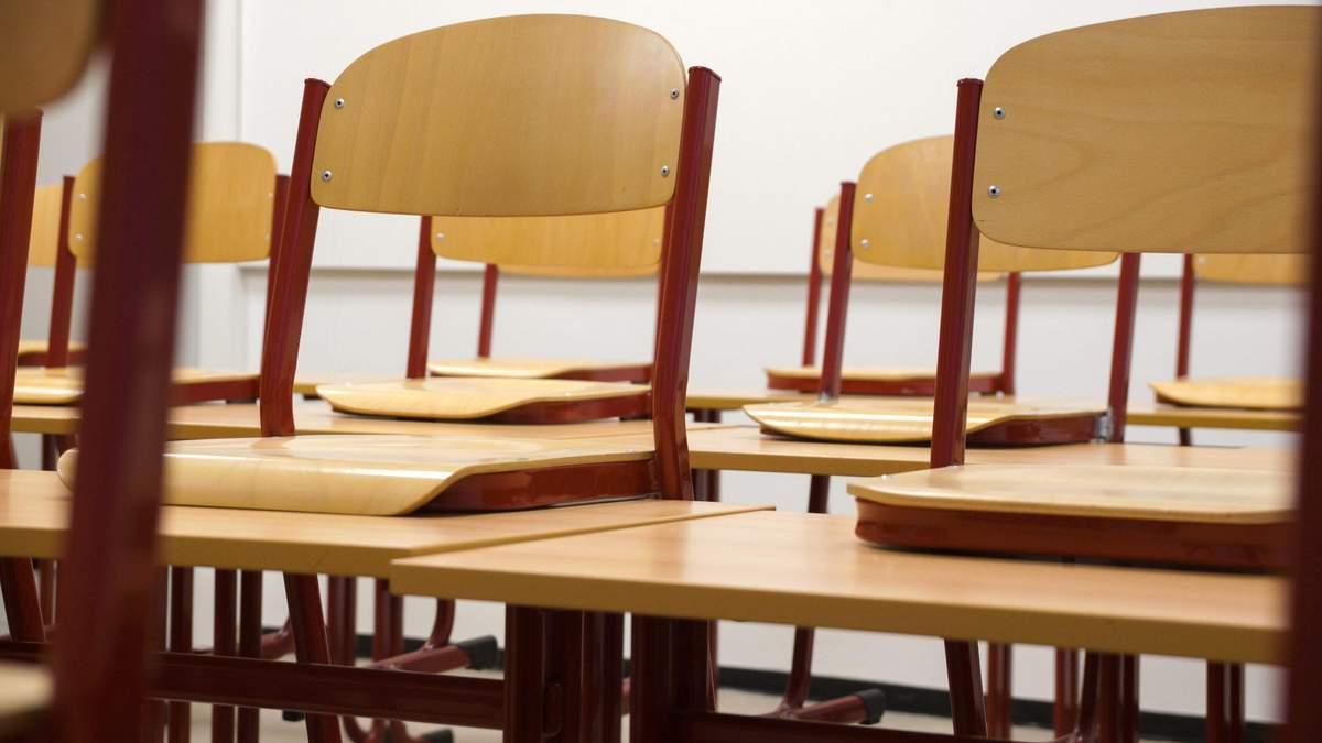 На два тижні призупинили навчання у школах та садочках на Закарпатті