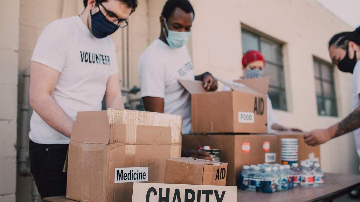 Вплив пандемії: скільки грошей втратили благодійні організації
