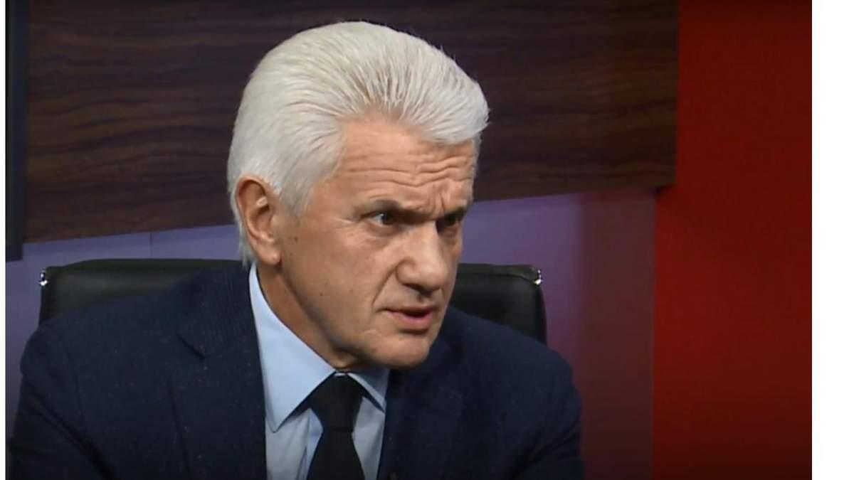Володимир Литвин програв вибори ректора КНУ імені Шевченка