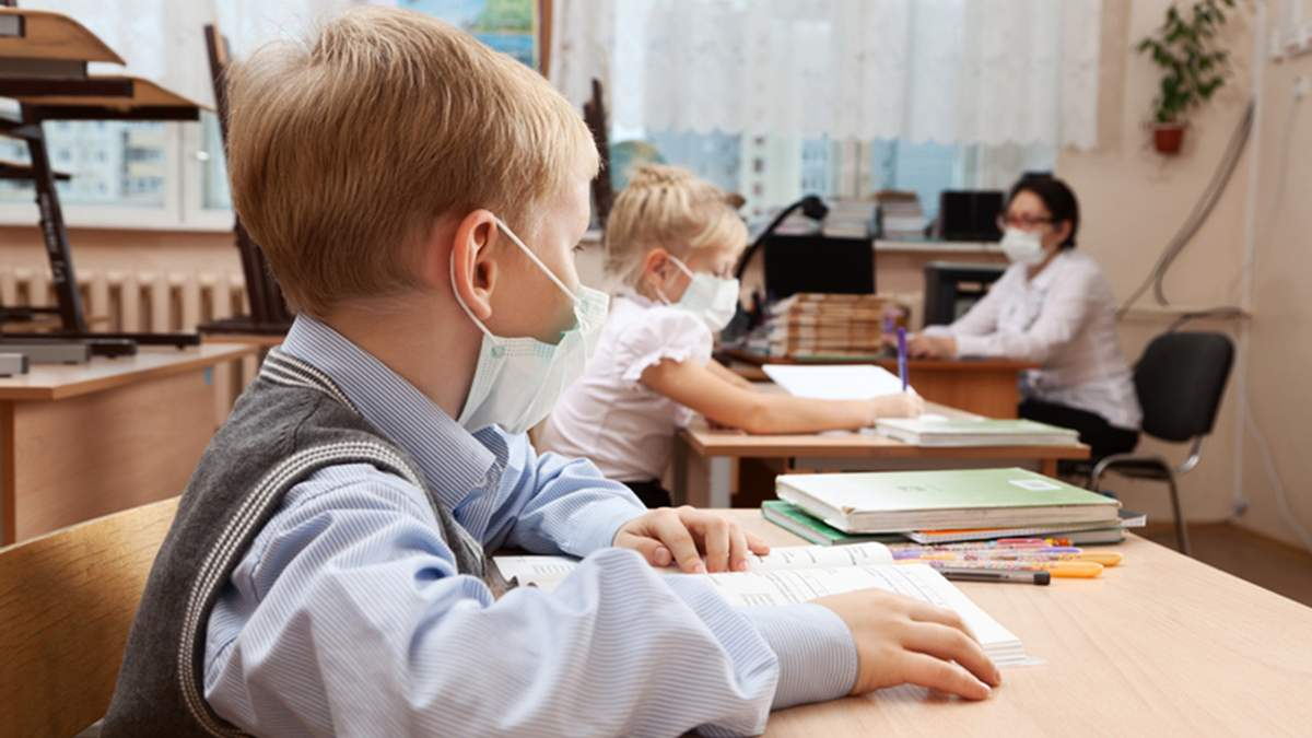 Одеса в червоній зоні: як будуть навчатися учні після канікул