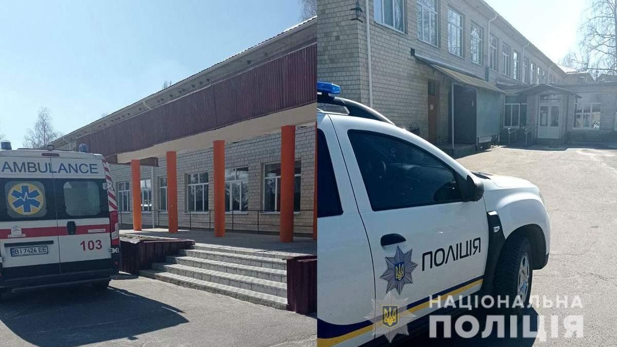 Учень помер на перерві у школі на Полтавщині: причина трагедії