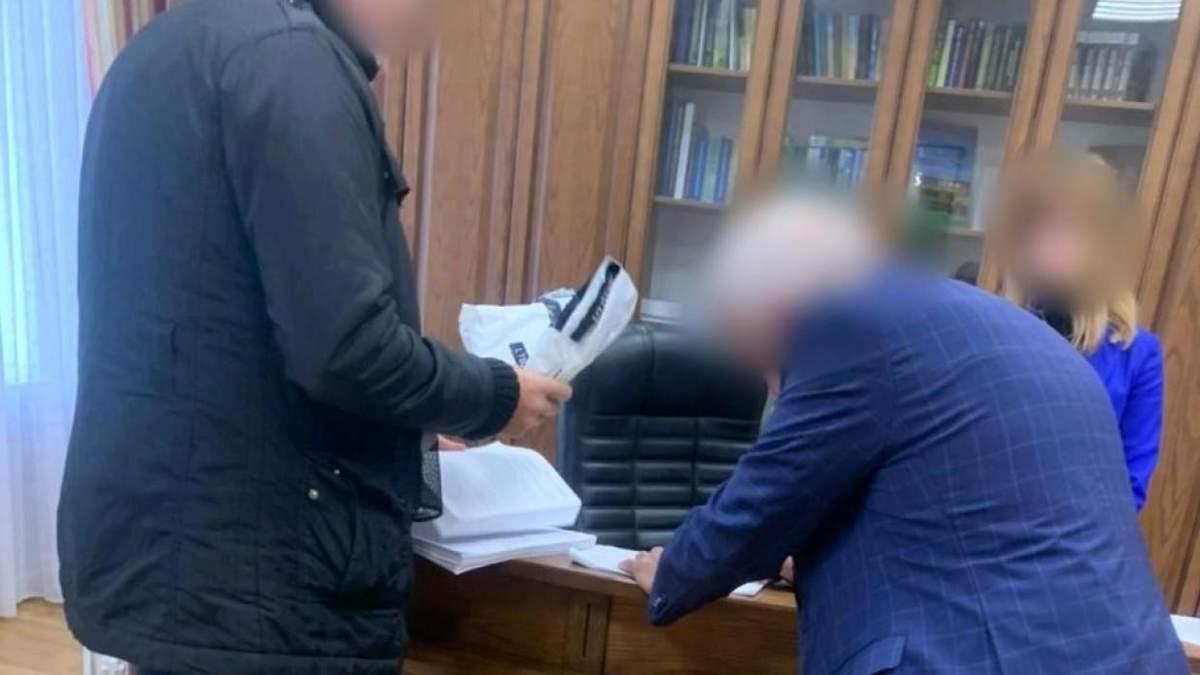 Следователи просят отстранить руководителя НААН от должности