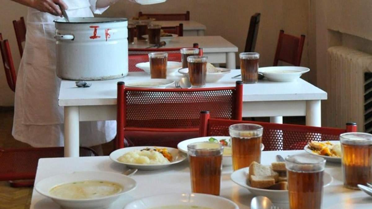 Які порушення найчастіше трапляються у шкільних їдальнях: дані МОН