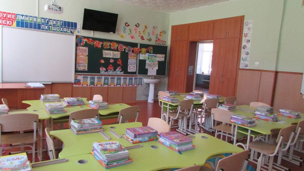 У Києві школи поки не набирають дітей у перші класи: причина