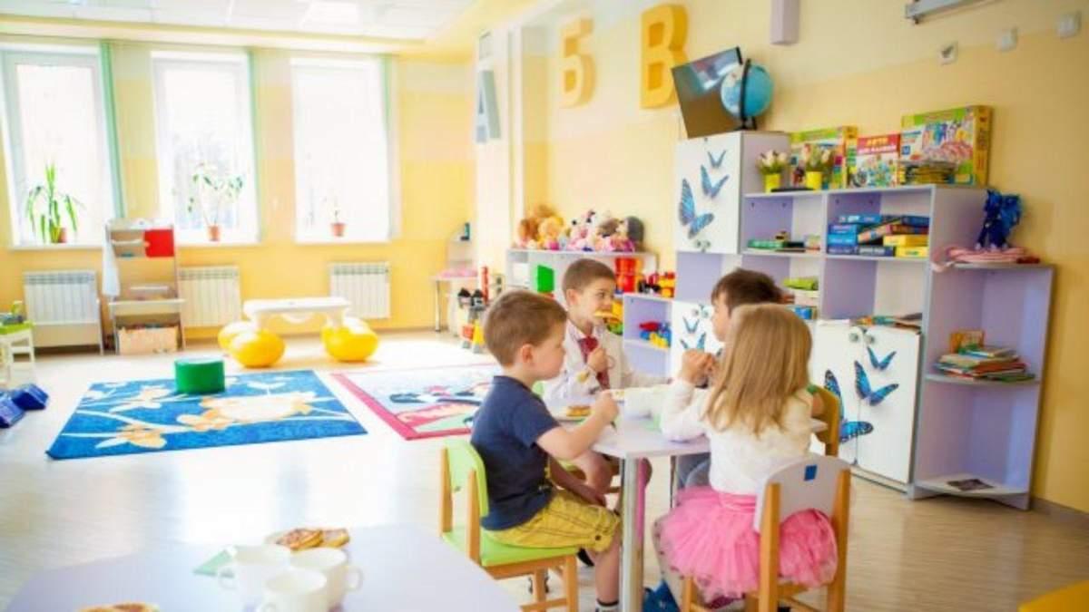 У Києві дитячі садочки планують відкрити 10 травня 2021