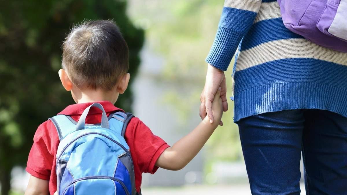 В Днепре ребенка отказались зачислить в первый класс из-за перепрофилирования школ