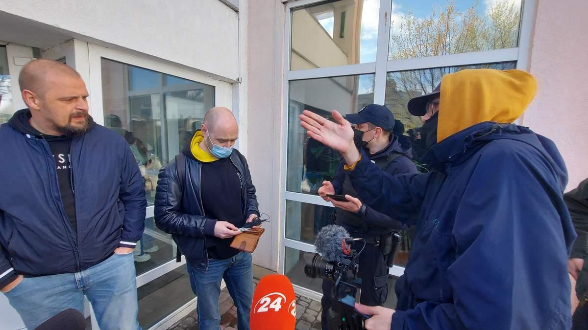 Кива захищає кандидатську дисертацію: не пускають журналістів – фото