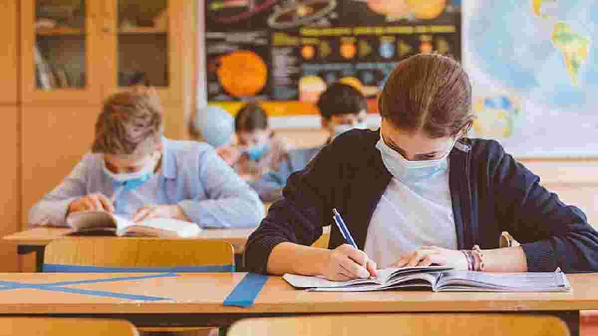 У КМДА пояснили, як відбуватиметься навчання у школах після локдауну