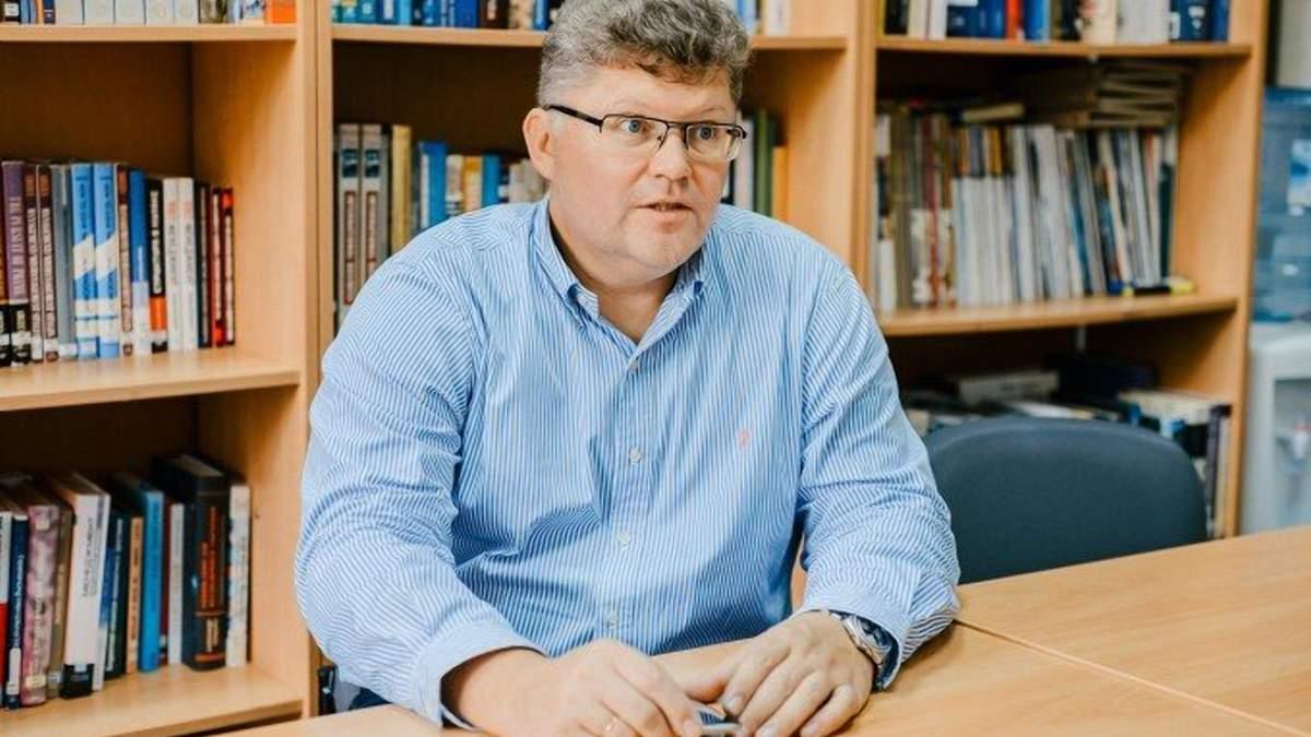 Математик та фінансист Євген Пенцак
