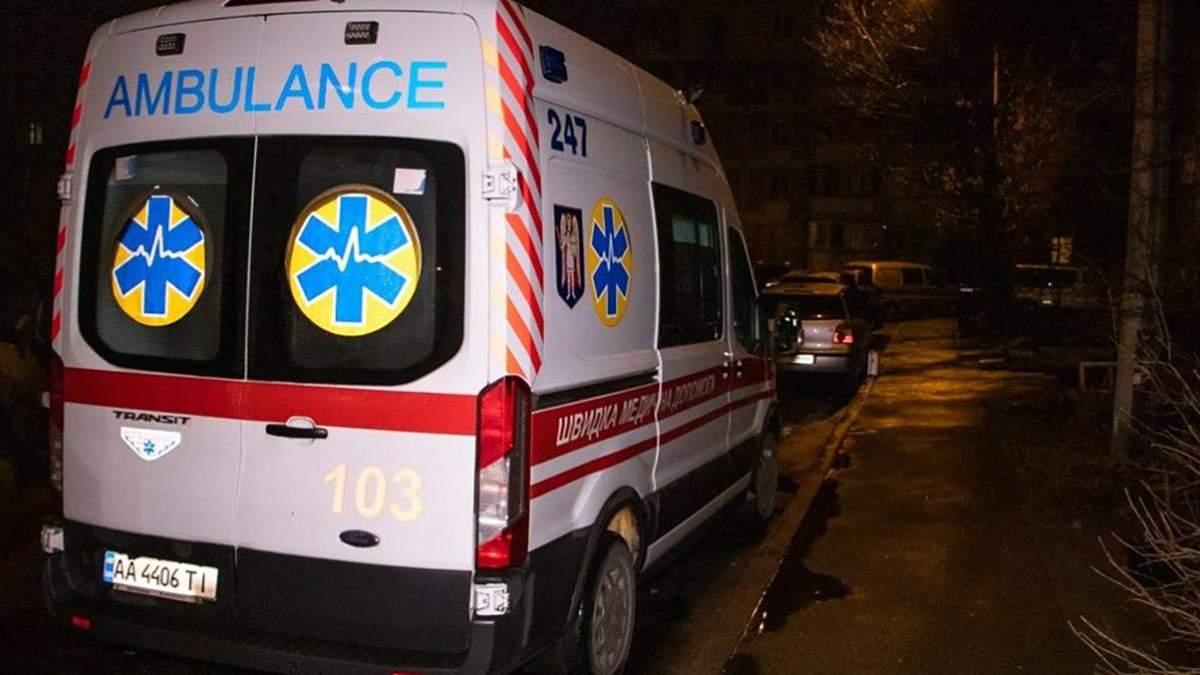 18-летняя студентка выпала из окна общежития в Кропивницкоу