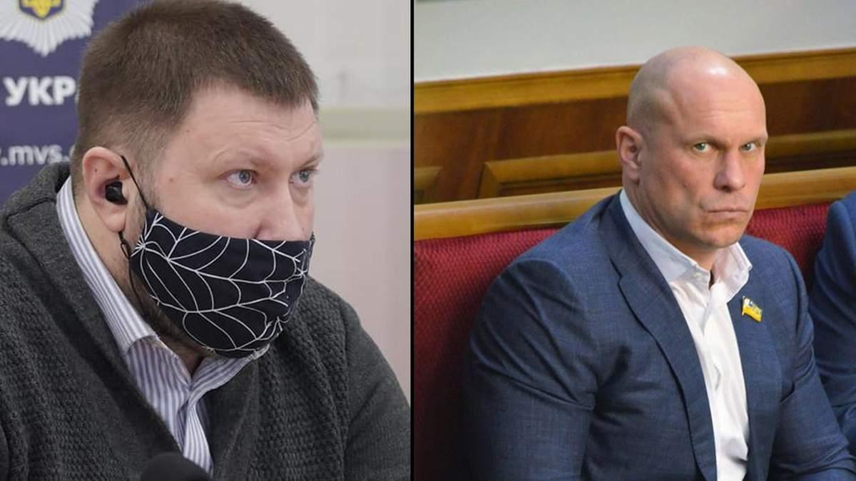 Ты тупой, это не новость, – Кива назвал трутнем советника Авакова