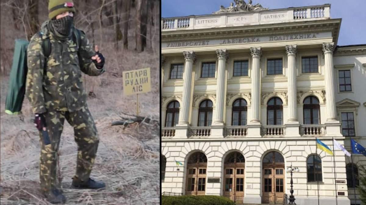 Скандал в Львовской политехнике: нелегальное проникновение в Чернобыль