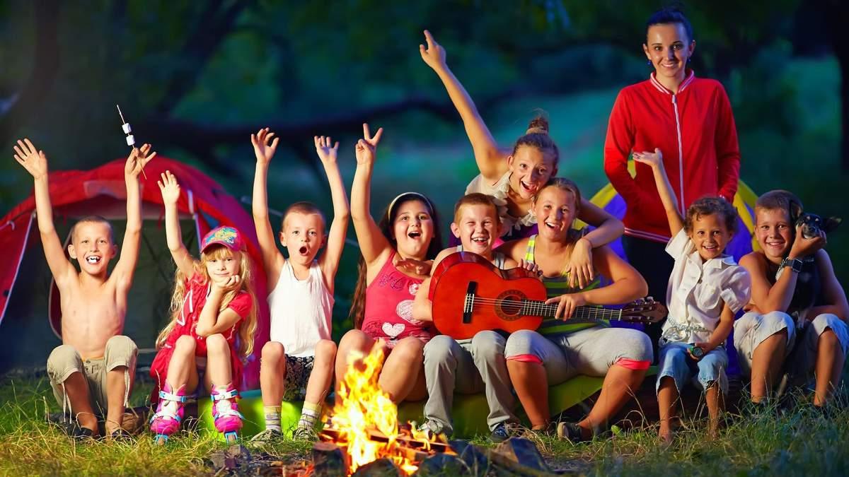 Будут ли работать школьные и оздоровительные лагеря в Киеве летом 2021