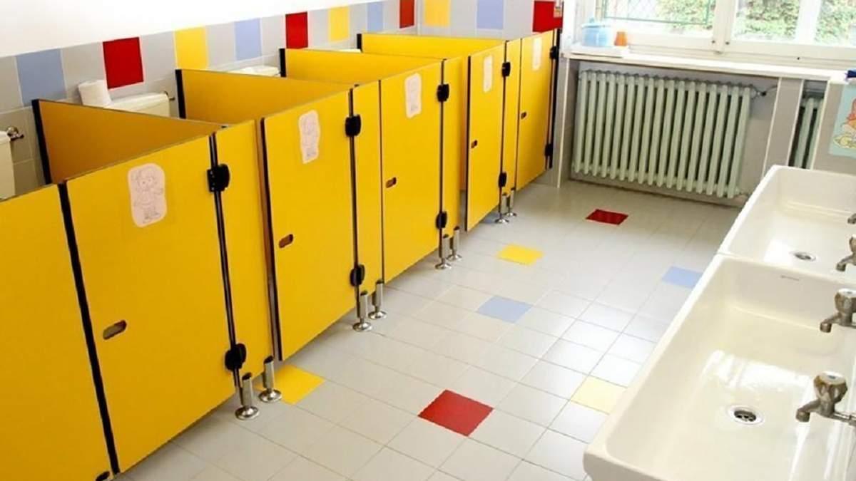 Директорів шкіл просять надсилати фото туалетів для конкурсу