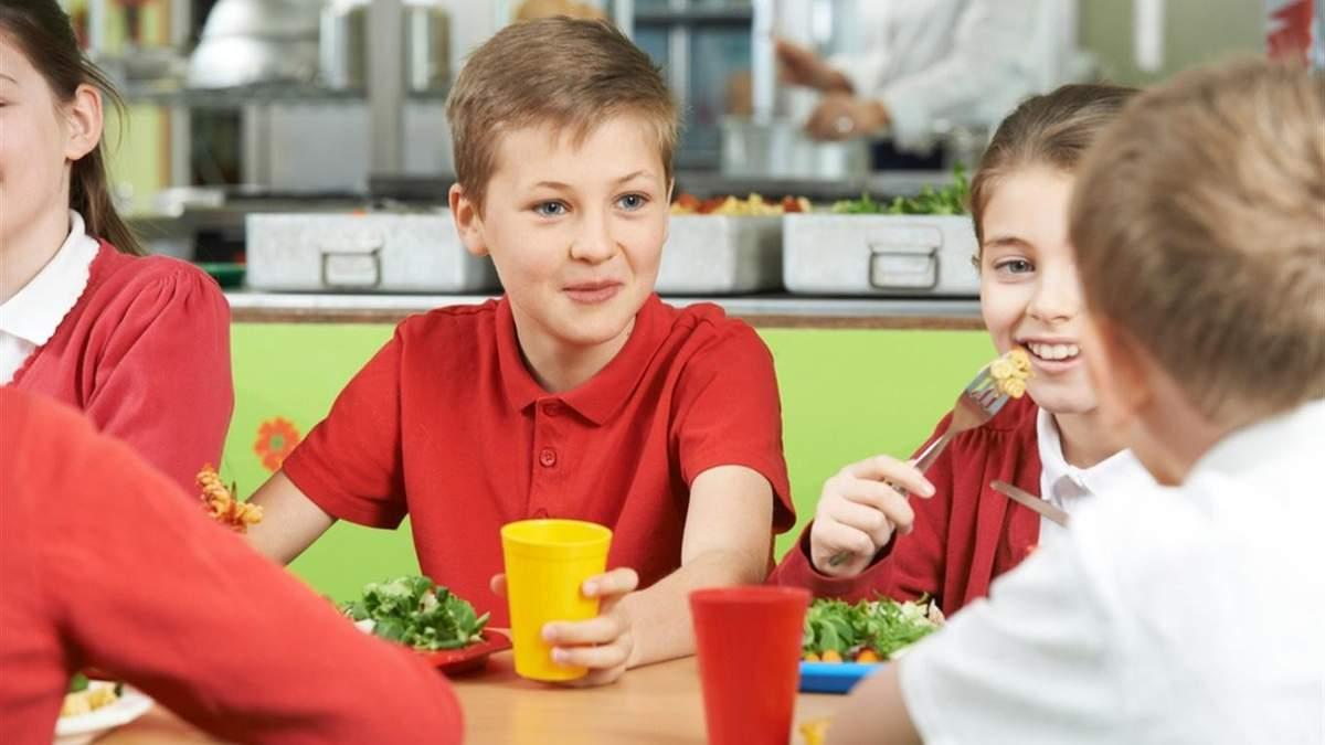 Як виглядає нове шкільне меню для учнів: фото страв