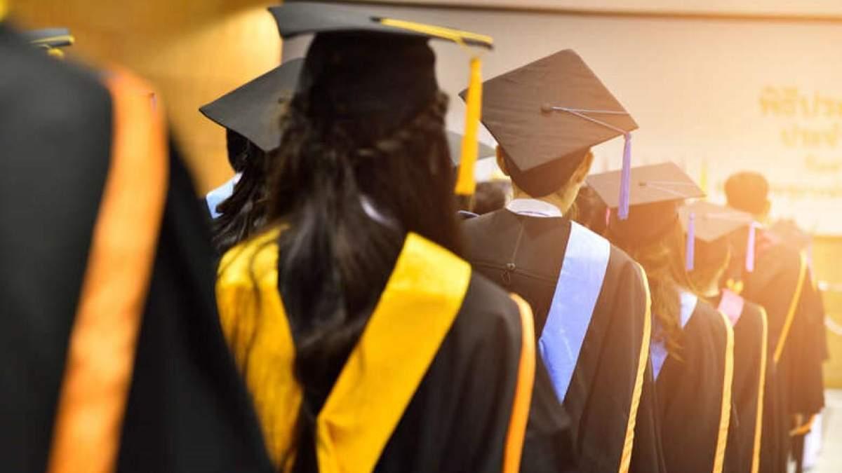 Рейтинг университетов Киева по состоянию на 2021: цена обучения