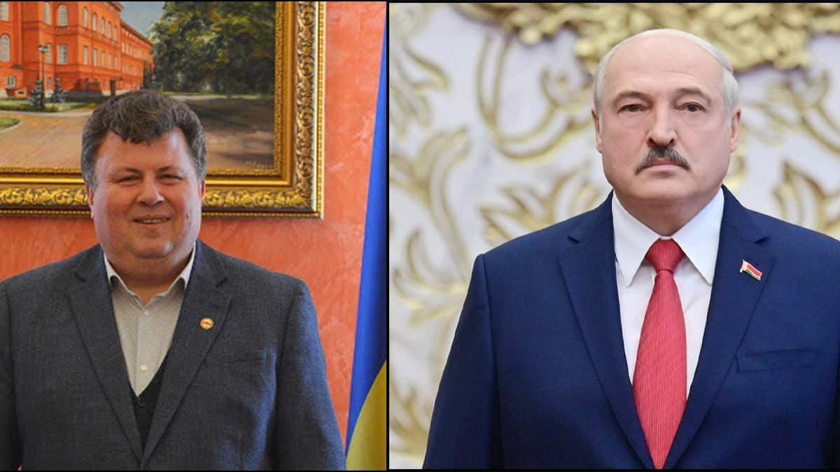 Лукашенка лишат звания доктора КНУ Шевченко 7 июня 2021