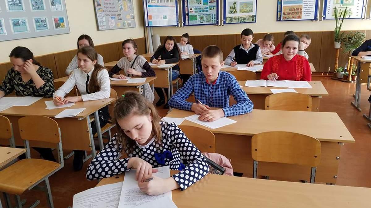 Где учатся самые умные дети: IX Всеукраинская интернет-олимпиада