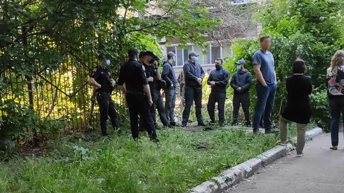 Территорию Одесского университета Мечникова хотели незаконно захватить