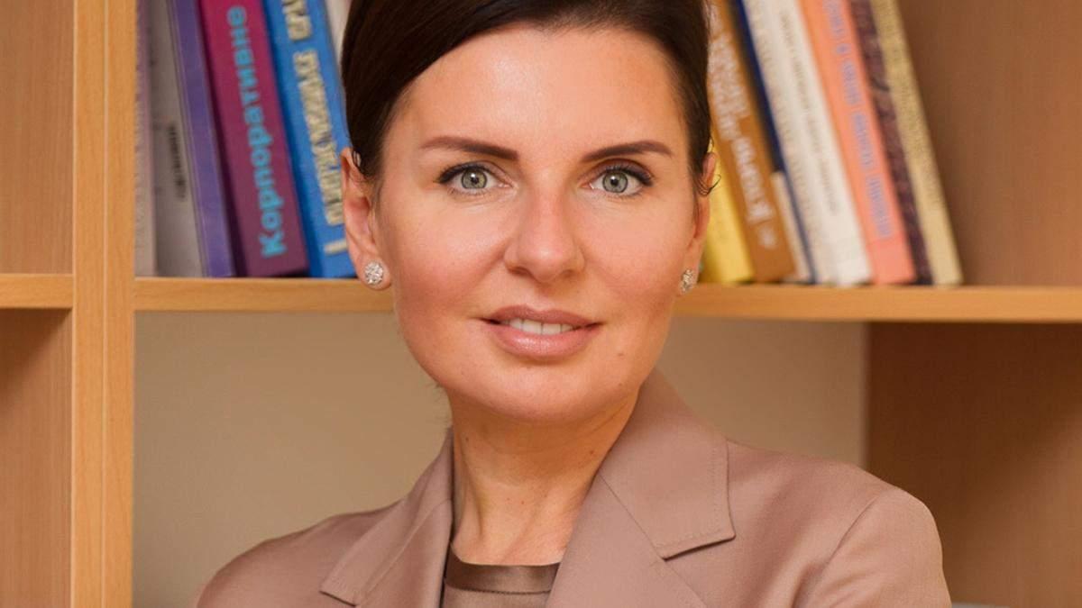 Новая ректорша Харьковского университета: что задекларировала - список