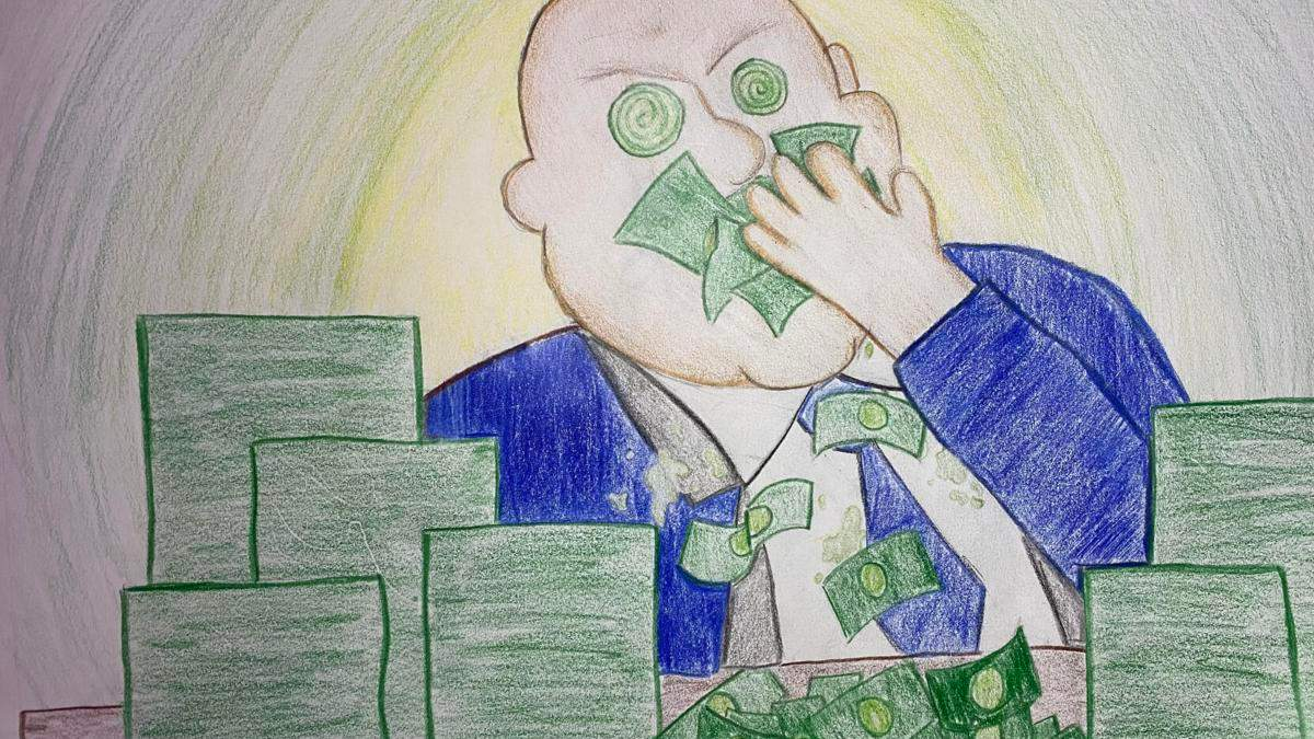 В США школьники получили 10 000 долларов за рисунки на тему финансовой грамотности