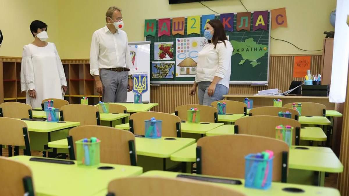 Директорам шкіл на Львівщині підвищили зарплату до 27 тисяч гривень