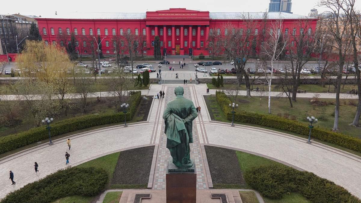 200 лучших университетов Украины: рейтинг  2021 года