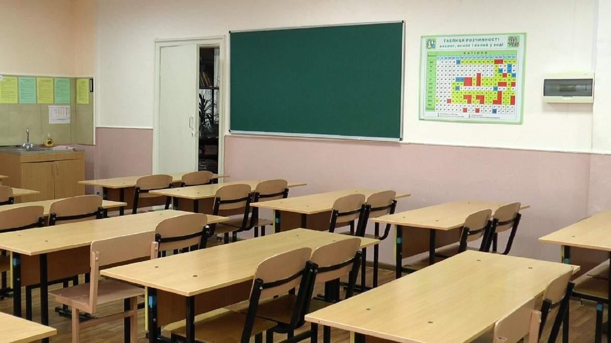 Вчитель зайнявся сексом з ученицею 8 класу в гімназії на Житомирщині