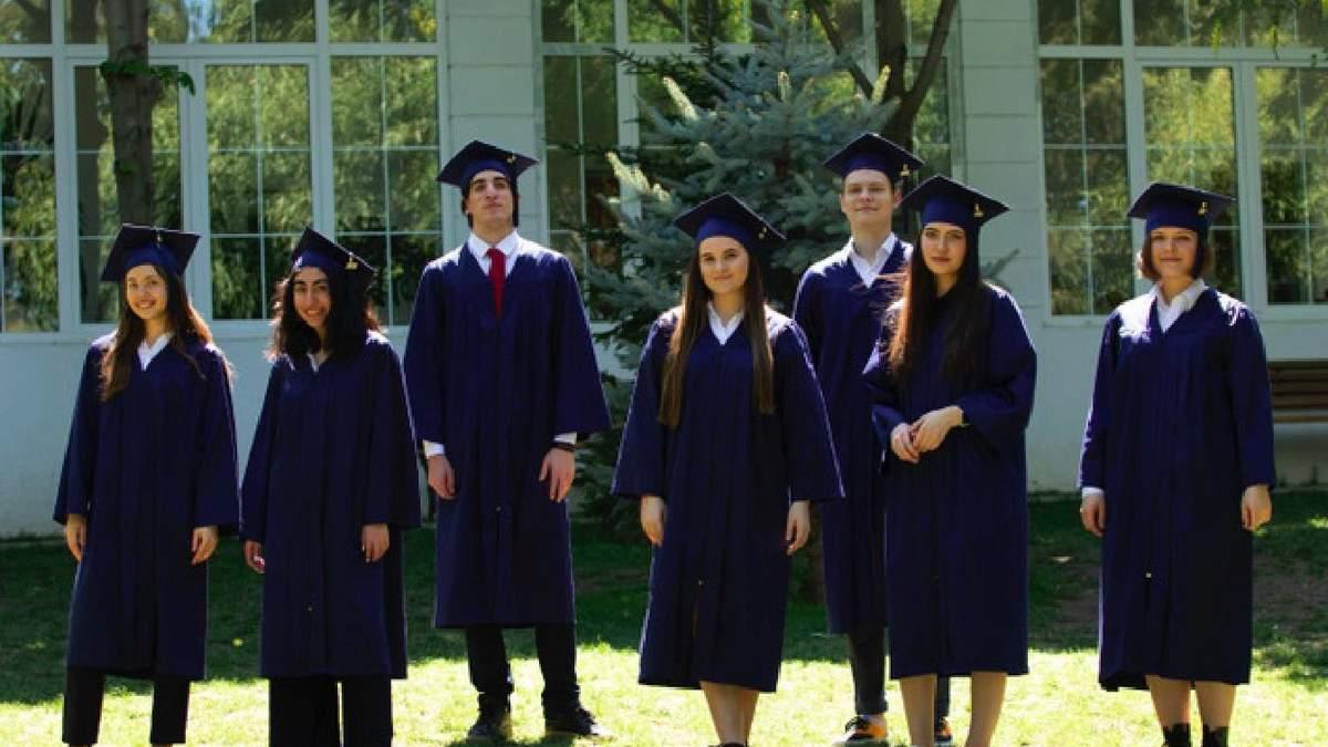 Випускники школи Східного партнерства 2021